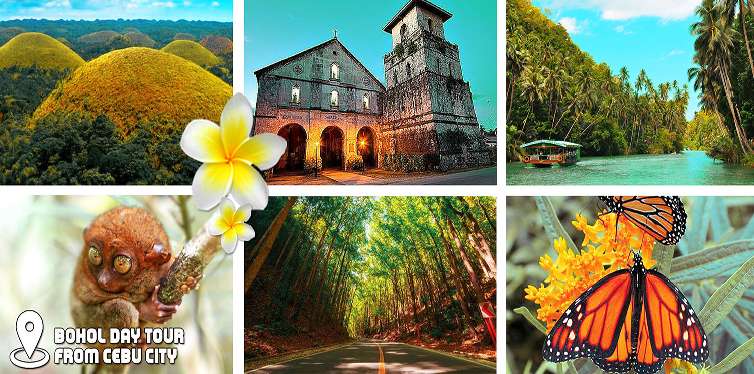 Bohol Day Tour from Cebu Gal 1