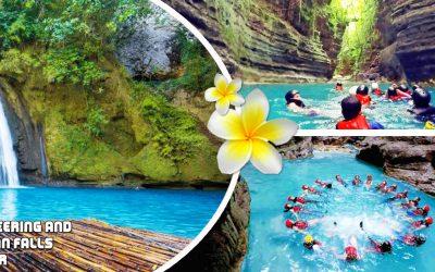 Canyoneering + Kawasan Falls Day Tour