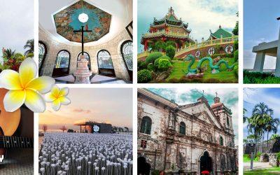 Cebu Twin City Tour+10,000 Roses